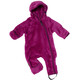 Isbjörn Cozy High Loft Jumpsuit Babies Very Berry